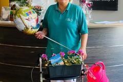 Verabschiedung in die Rente